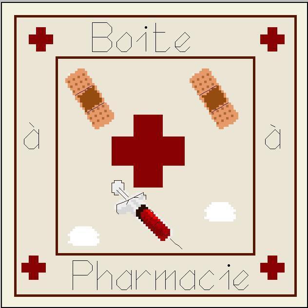 Grille 2010 : La trousse à Pharmacie