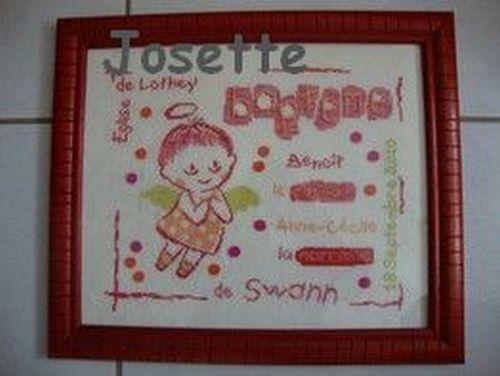 Josette M.: 4ème participante