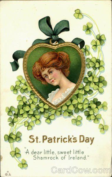 Transfert sur le thème St Patrick