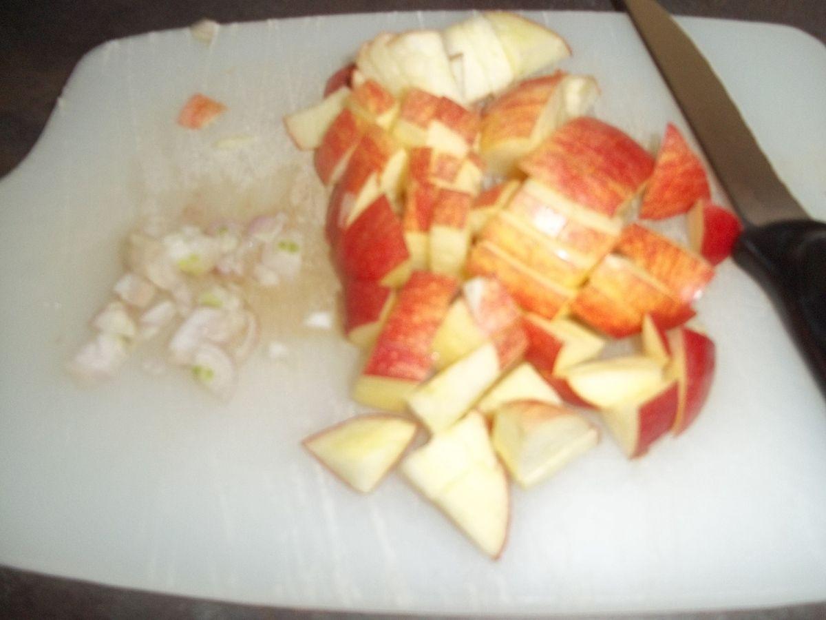 Cuisine : Boudin Noir aux pommes : recette facile et simple :