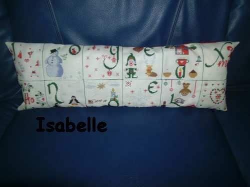 Isabelle. Sal Noël 2015