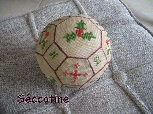 Quakerball Noel par Seccotine