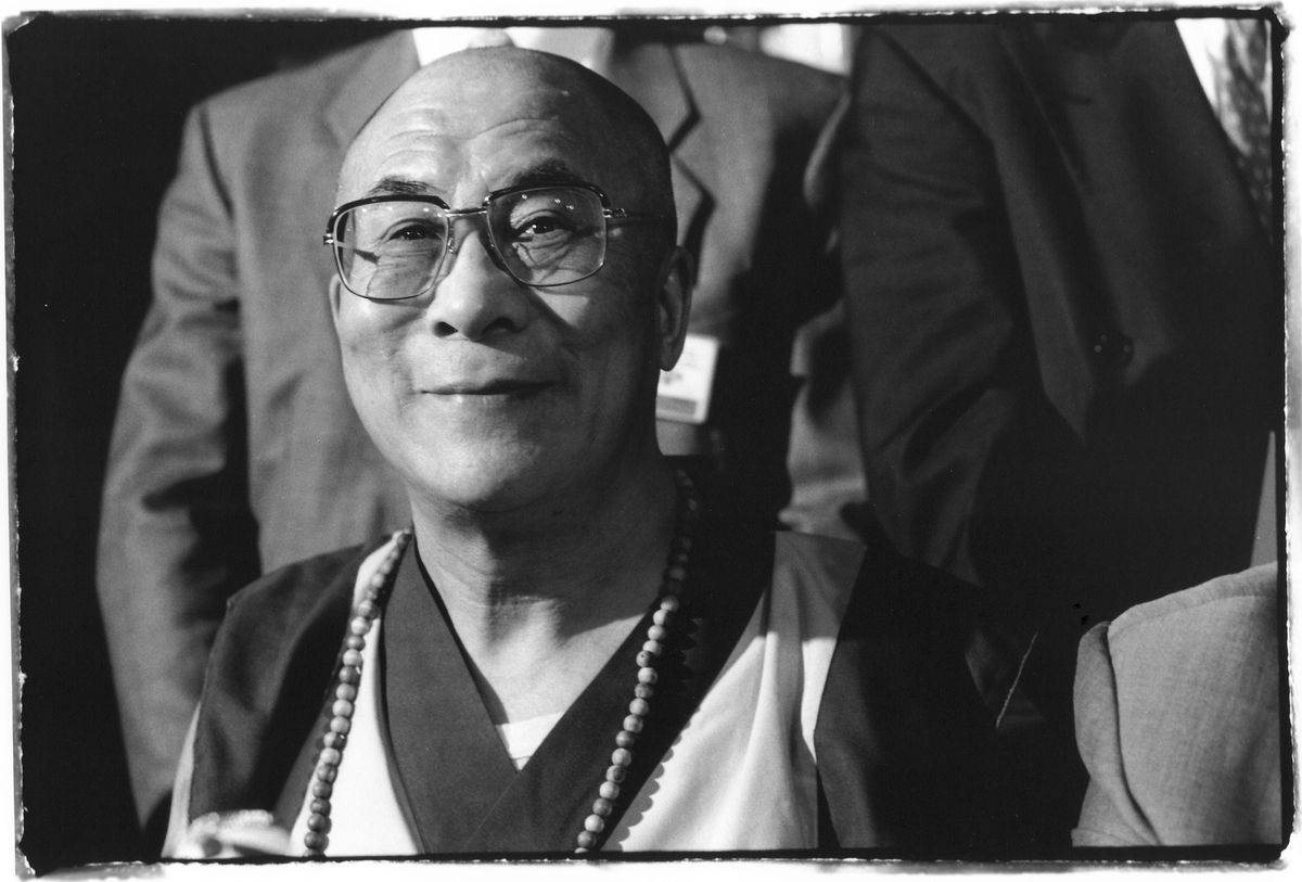 Chapitre 8 - Sa Sainteté le Dalaï Lama