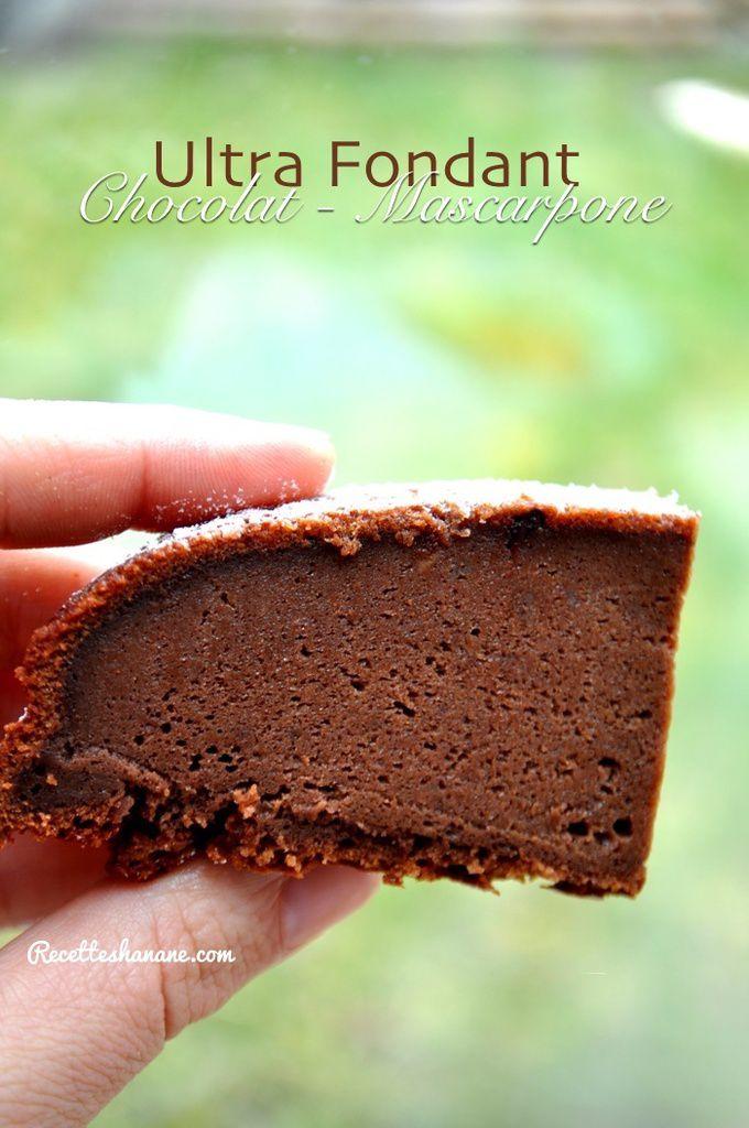 Le Merveilleux Gateau Au Chocolat Mascarpone De Cyril Lignac