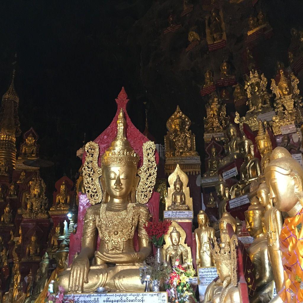 De vraies merveilles parmi les statues souvent immenses offertes par de riches donateurs