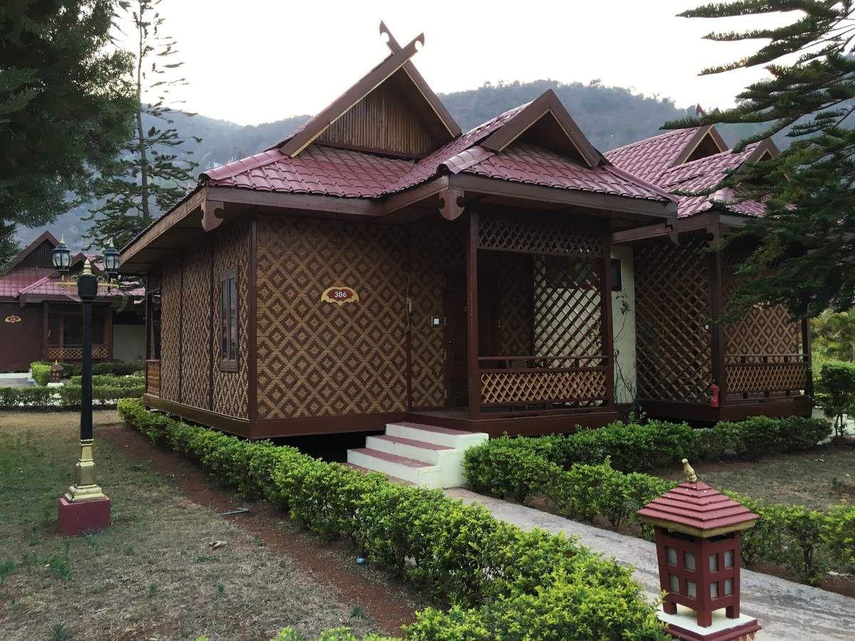 De jolis bungalows