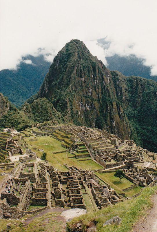 à la découverte du Machu Pichu