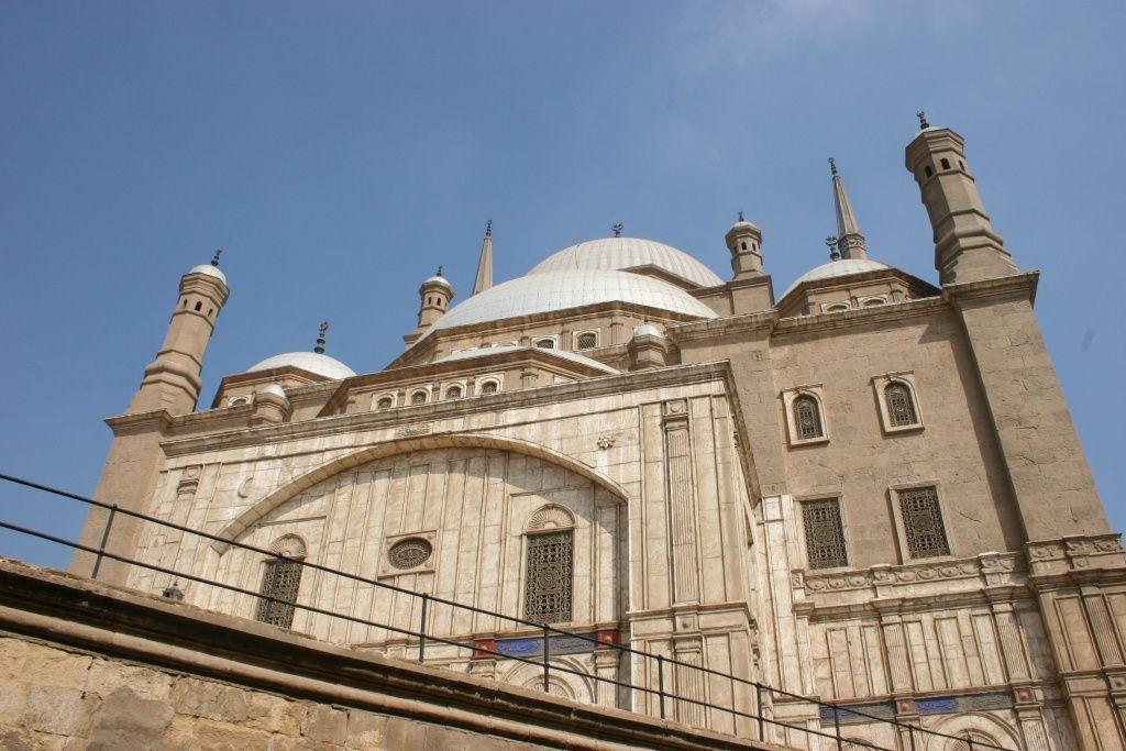 La mosquée Muhamad Al Nassir au Caire