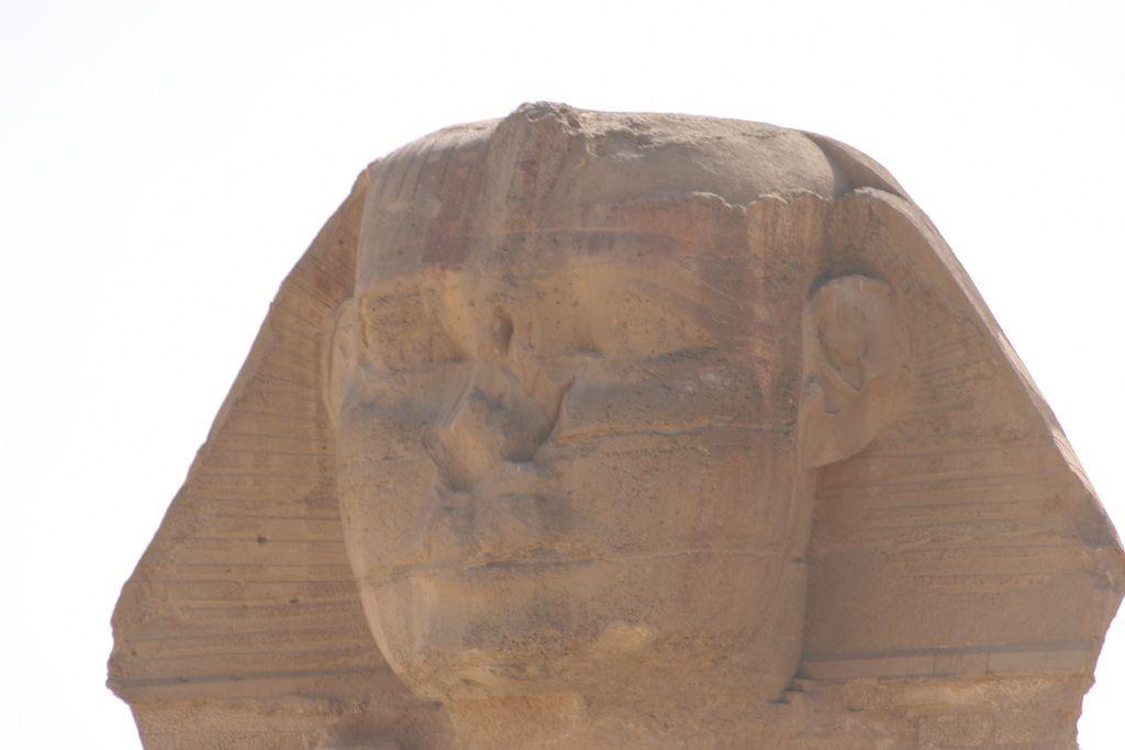 Le sphinx de Gyseh