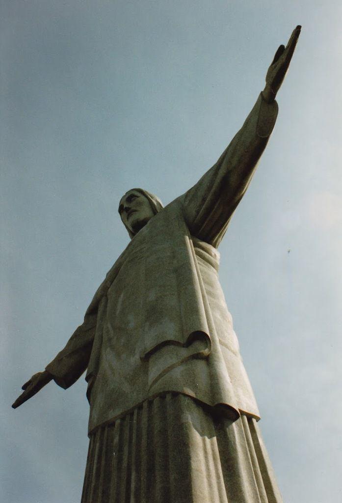 le Corcovado