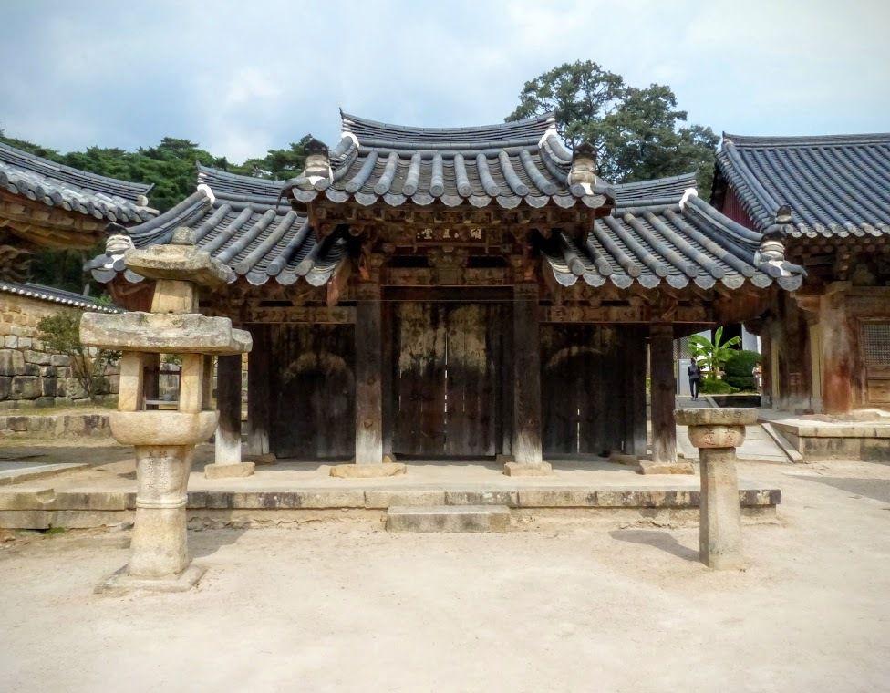 Busan&#x3B; le temple bouddhiste de Beomeosa&#x3B; suite de la visite