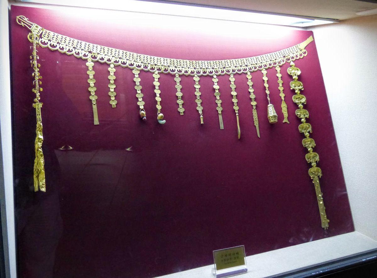 bijoux ayant appartenu au roi ou à sa famille