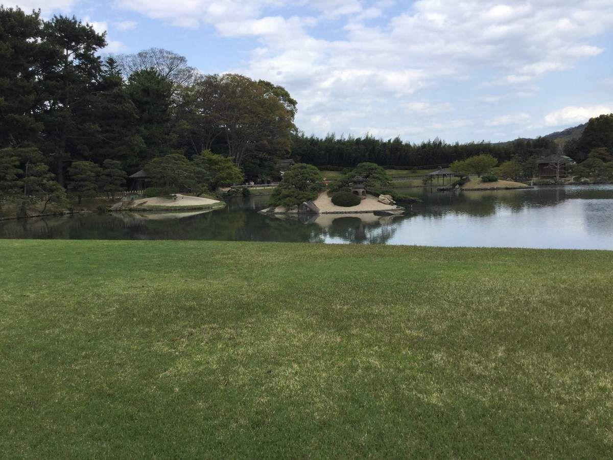 Japon heureux qui comme ulysse for Jardin korakuen