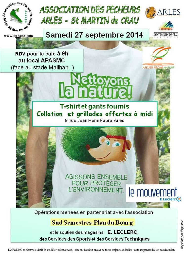 20140927 Nettoyons la Nature