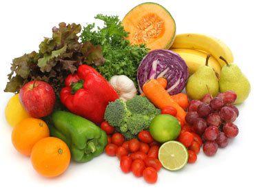 Imagiers porte-clés fruits et légumes chez Anne'So