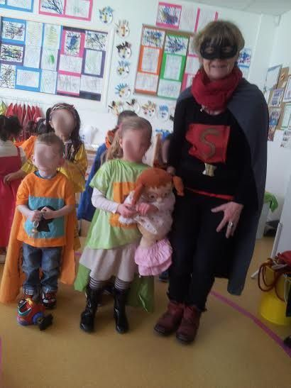 Super héros chez Stasia
