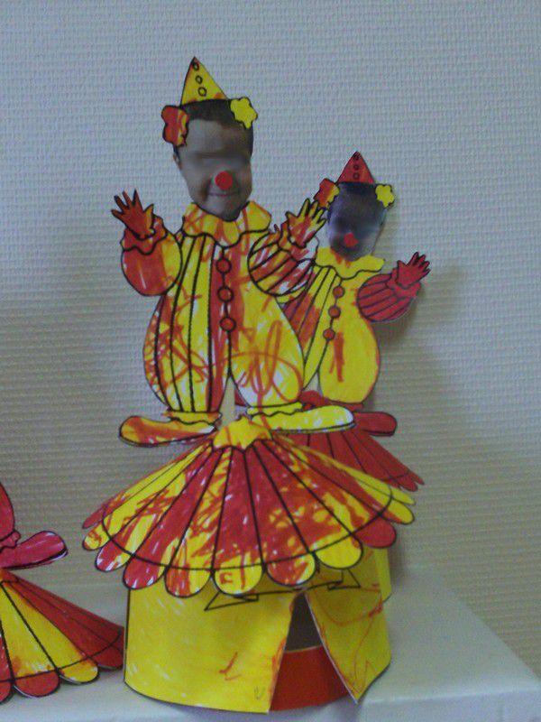 Clowneries de pâques chez Yobrego