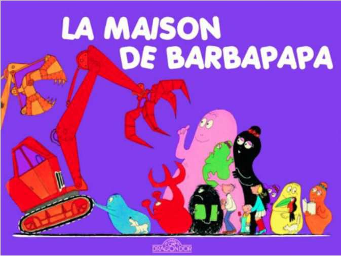 Barbapapa et les intelligences multiples par Christine F