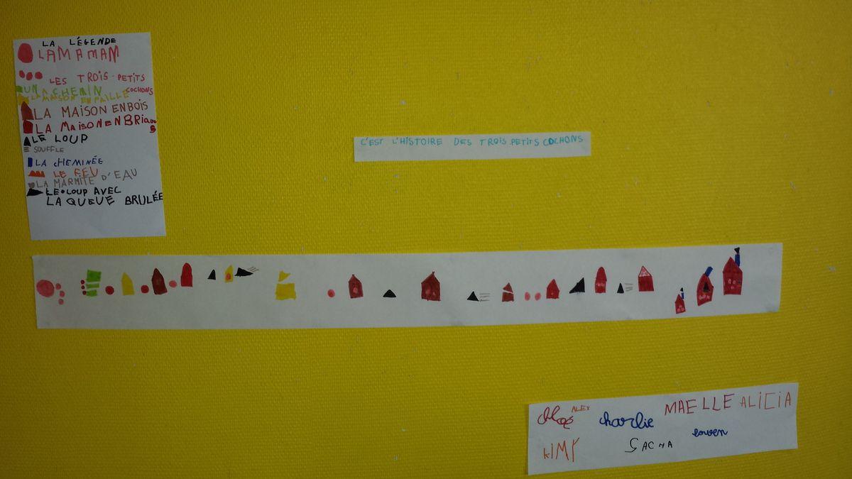 Périodes 2 et 3 chez Nathalie M