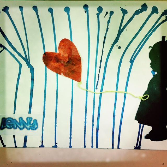 Banksy made in PS chez Karine P