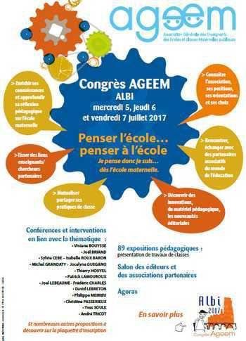 Recherche co-voiturage pour retour du congrès AGEEM d'Albi par Audrey P
