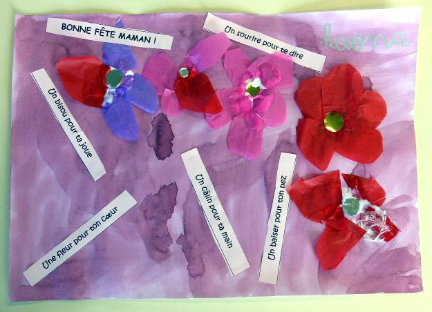 Fête des mamans fleurs chez Kaloo