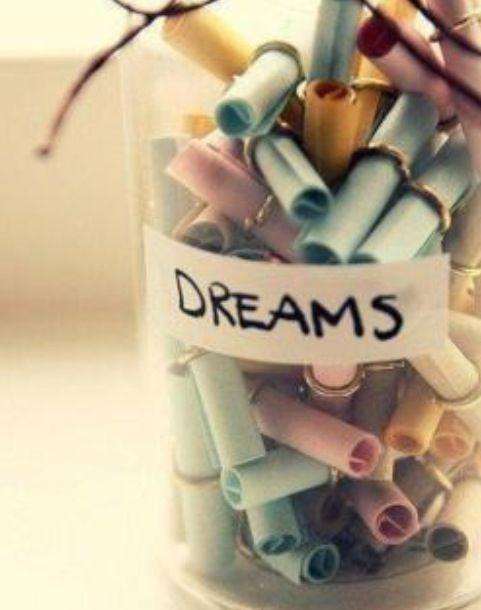 Avez-vous un rêve ?