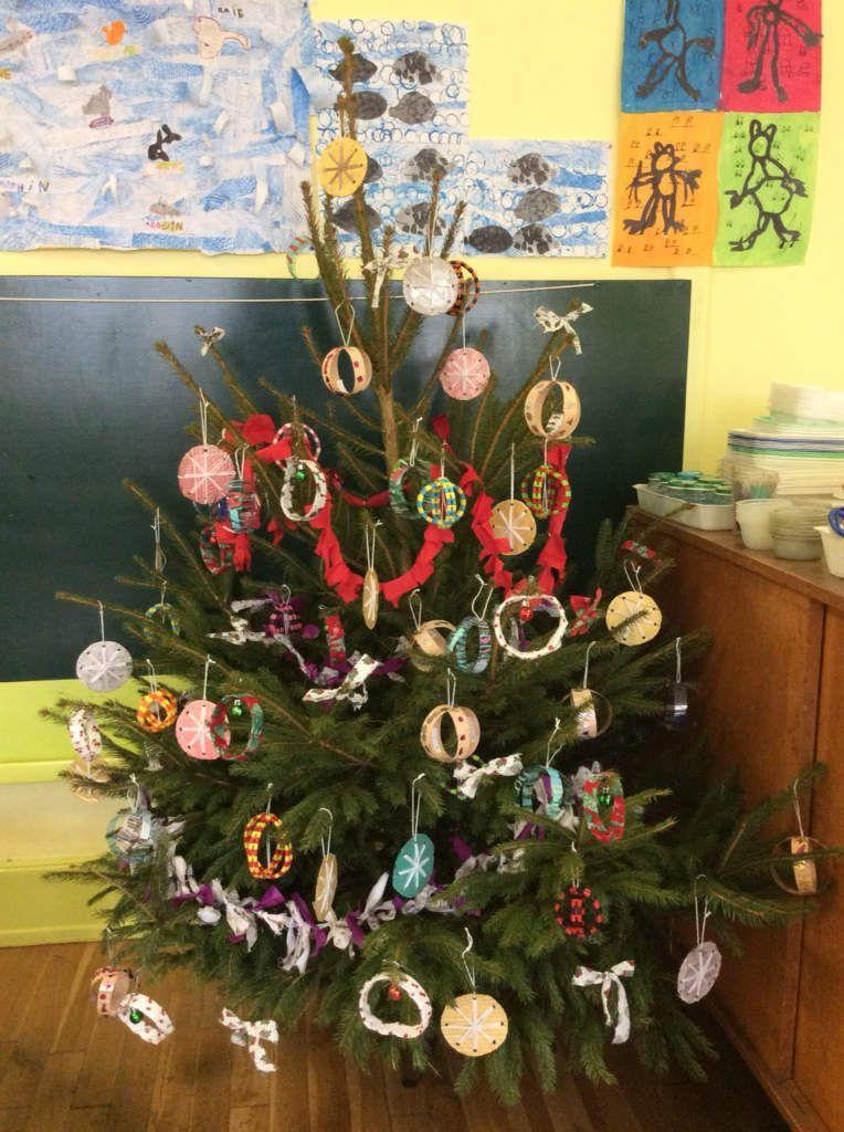 Mon sapin de Noël chez Edith