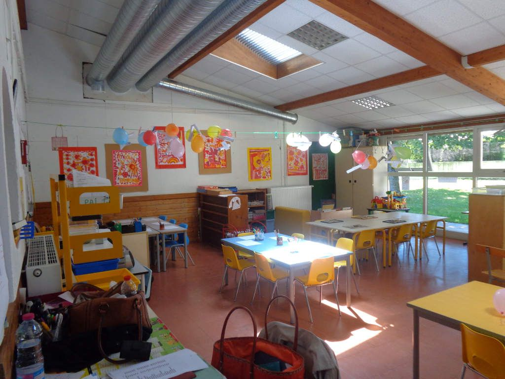 Étude de cas &quot&#x3B;aménagement de la classe&quot&#x3B; chez Marianne