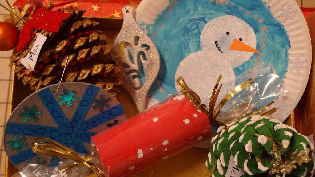 Marché de Noël chez Mimi