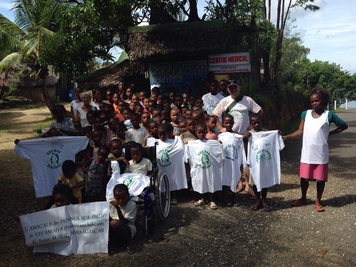 L'Amicale a choisi d'aider Madagascar