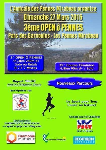 J-30 Open Ô Pennes