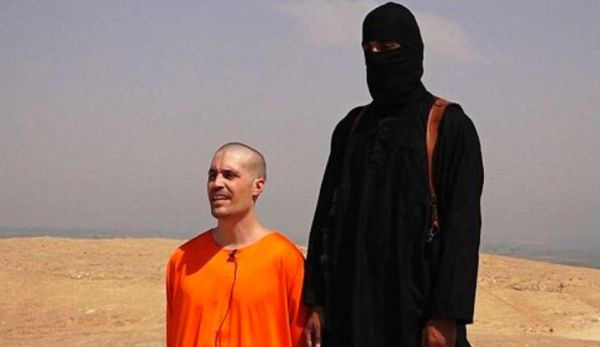 Le sacrifice de James Foley, un crime à deux lames