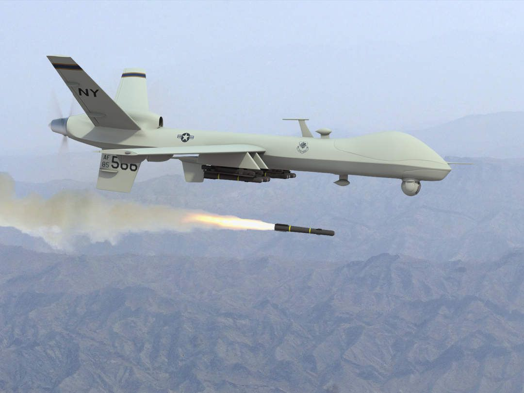 Washington lance un nouveau programme d'assassinats par drone en Syrie