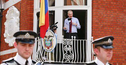 ALERTE - Avis favorable de l'ONU pour Julian Assange