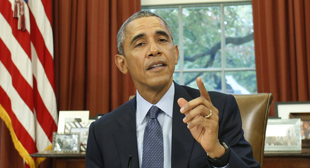 Obama: &quot&#x3B;seul Washington doit écrire les normes du commerce international&quot&#x3B;