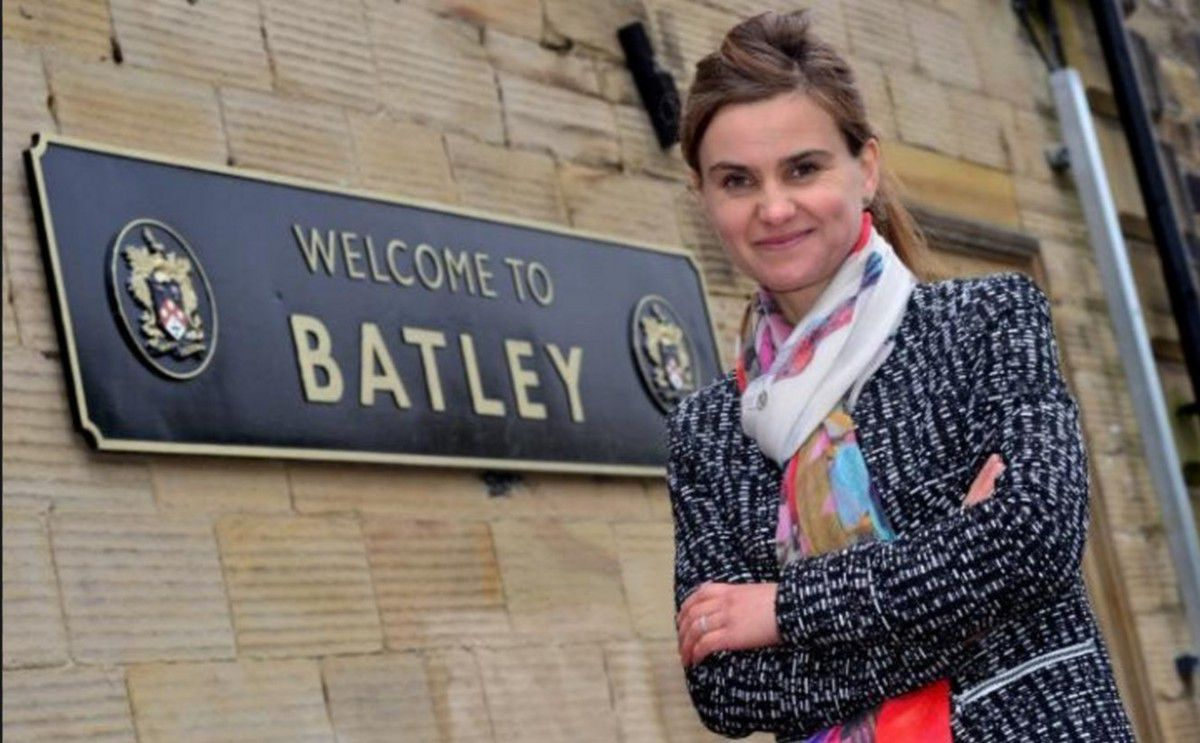 Photo: Jo Cox, la victime assassinée