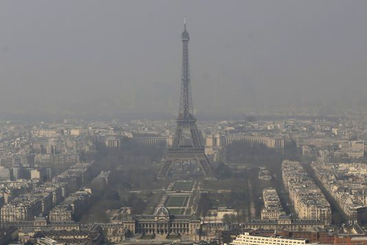 La pollution en France, c'est 48 000 morts par an