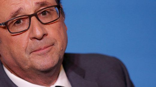 France -  Destituer le Président François Hollande est possible