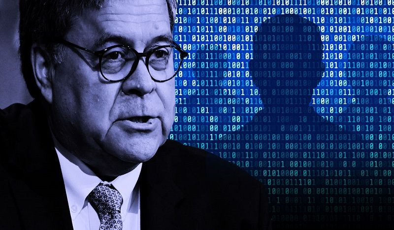 William Barr annonce officiellement le programme orwellien Pré-Crime