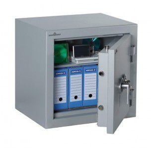 La Poste recommande sa gamme de colis blindés pour le transport de petites marchandises de valeur, telles qu'uranium enrichi et satellites de télécommunications.