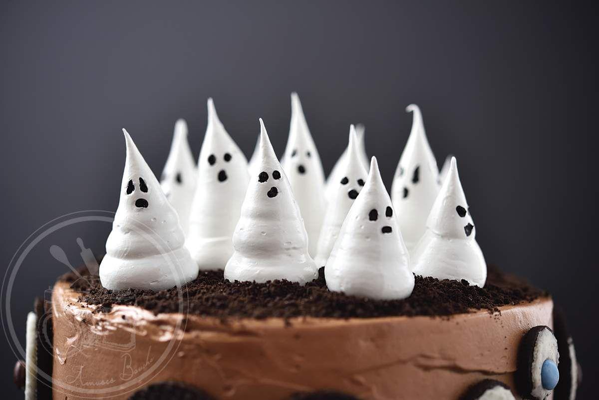 Gâteau fantôme