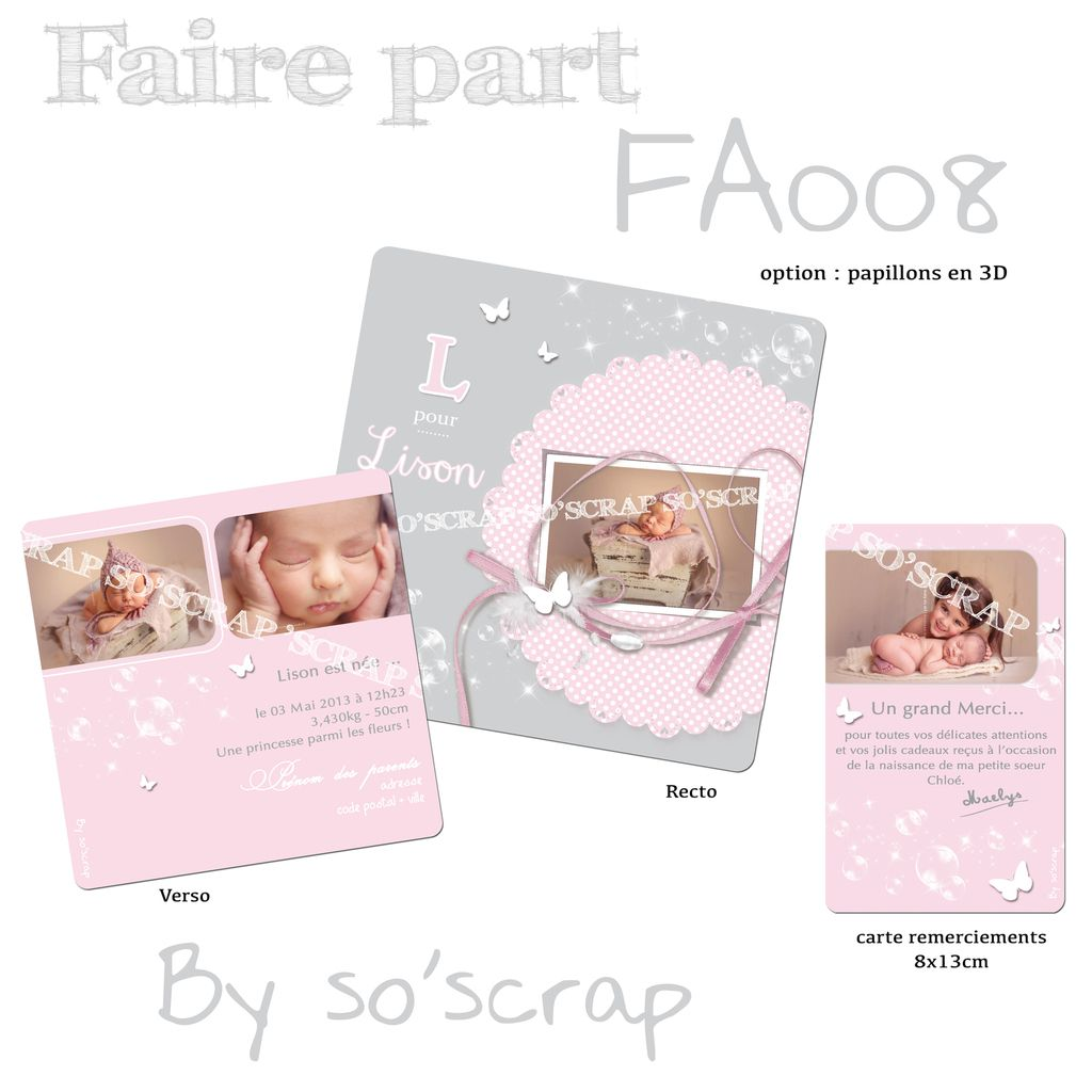Populaire Le Blog d'EFDC by So'scrap UJ02