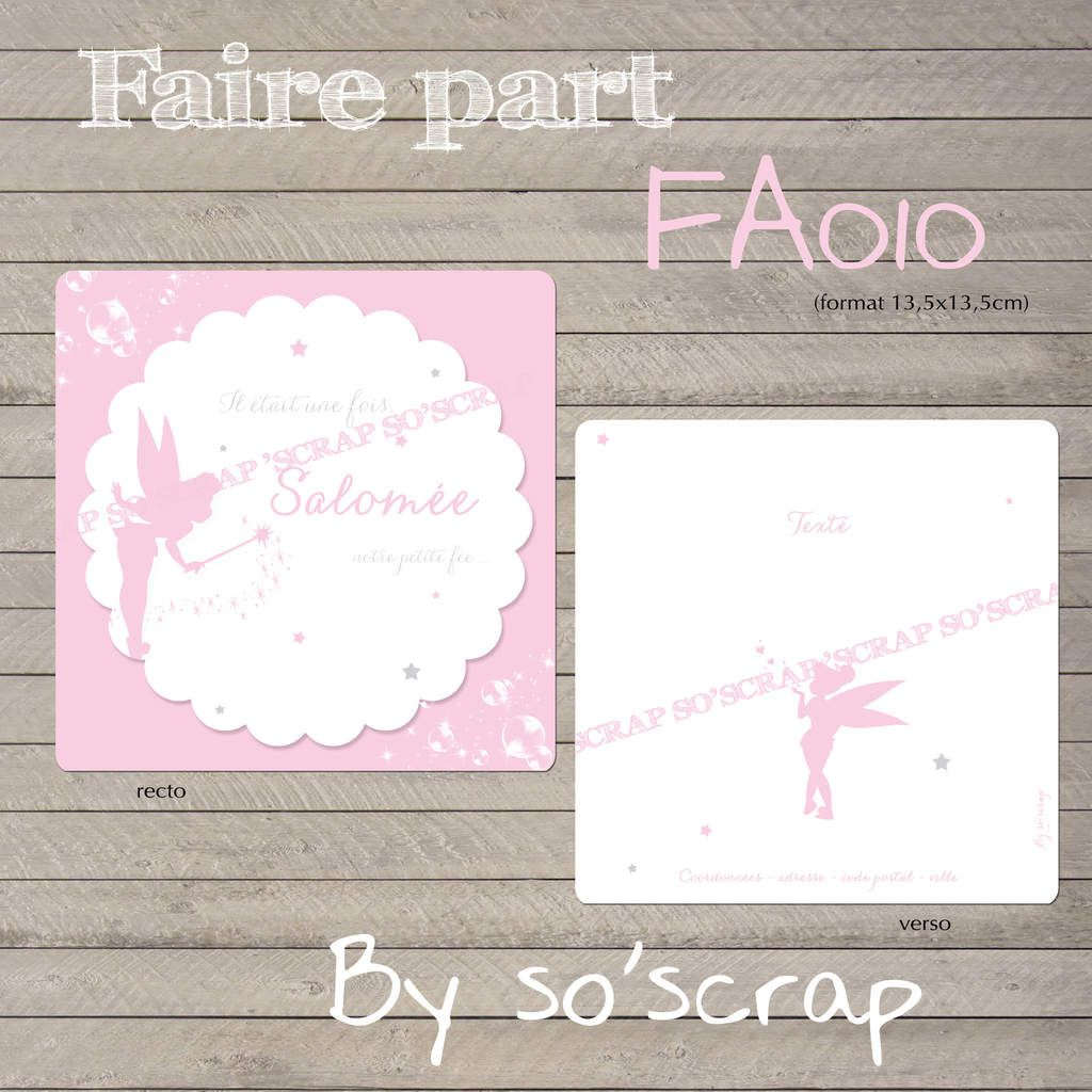 Fabuleux Le Blog d'EFDC by So'scrap LL53
