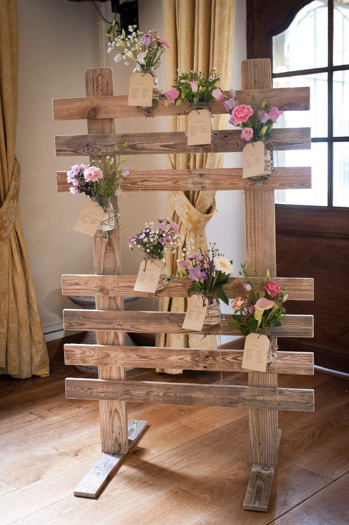 Le blog d 39 efdc by so 39 scrap inspiration mariage de for Plan table en bois