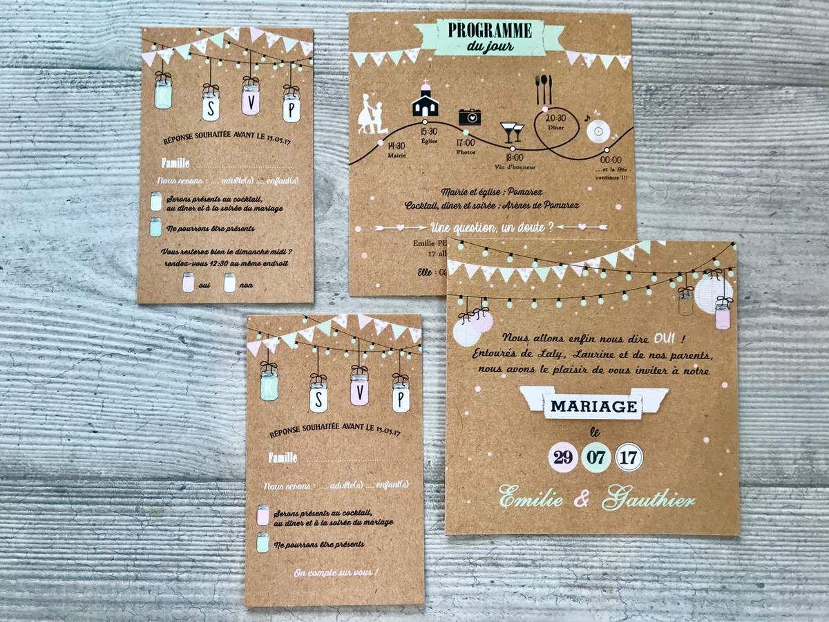 création de faire part invitation mariage, dentelle, scrap digital, création sur mesure originale et uniqu, couleur et texte à personnaliser, thème voyage, guinguette, romantique shabby chic, rétro, nature, vintage, floral, vélo tandem, scrapbooking digital