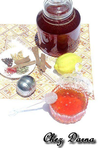 miel maison العسل المنزلي