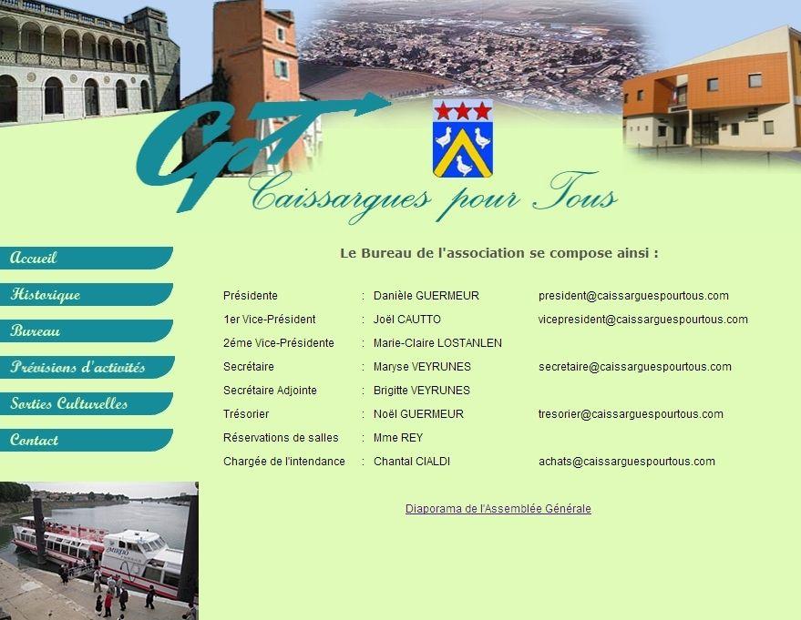 Association Caissargues Pour Tous