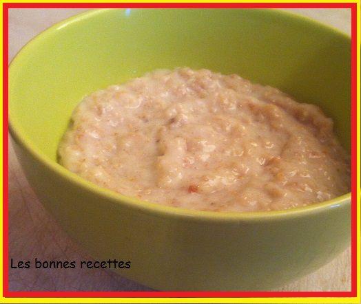flocons d avoine au lait recette ancestrale les bonnes recettes de sylvie
