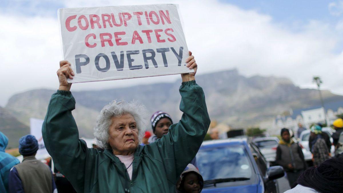 Corruption : la France parle souvent des autres ...